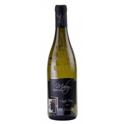 LIRAC blanc 2015 Domaine MABY Cuvée Casta Diva 75cl
