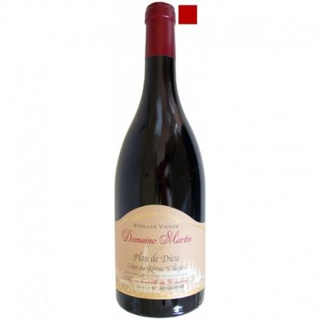 PLAN de DIEU rouge 2014 Domaine MARTIN Vieilles Vignes 75cl