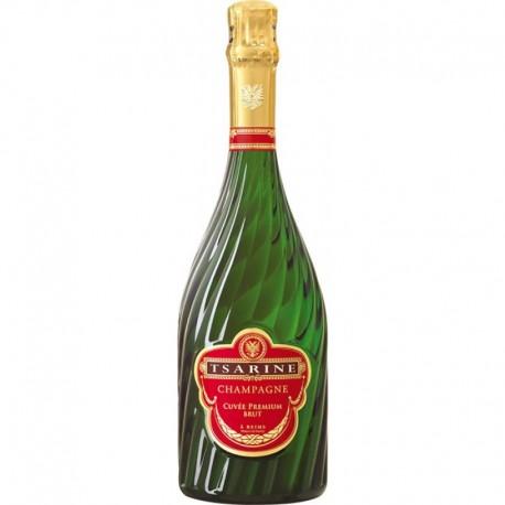 CHAMPAGNE CHANOINE TSARINE Brut Cuvée PREMIUM 75cl