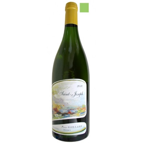 SAINT JOSEPH blanc 2014 Domaine PIERRE GAILLARD 75cl