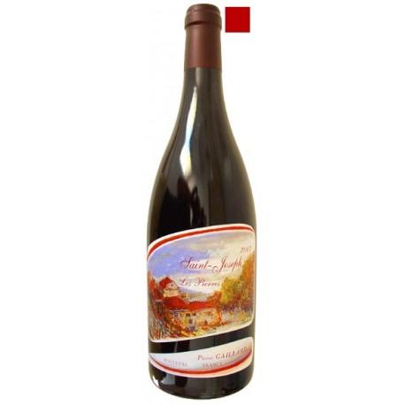 SAINT JOSEPH rouge 2014 Domaine PIERRE GAILLARD Les Pierres 75cl