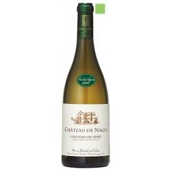 COSTIERES DE NÎMES BIO blanc 2017 Château de NAGES Vieilles Vignes 75cl