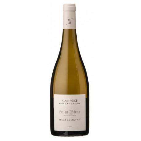 SAINT PERAY Blanc 2008 Domaine Alain VOGE Fleurs de Crussol 150cl