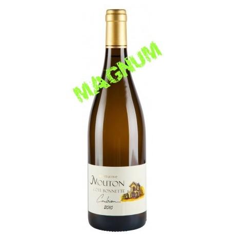 CONDRIEU blanc 2013 Domaine MOUTON Côte Bonnette 150cl