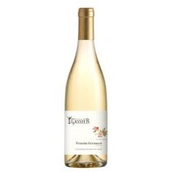 VIN DE FRANCE blanc 2016 Château de NAGES Viognier Gourmand 75cl