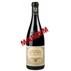 CHATEAUNEUF DU PAPE rouge 2014 Château de VAUDIEU 150cl