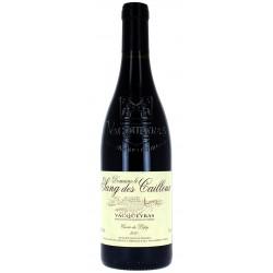 VACQUEYRAS rouge 2014 Domaine LE SANG DES CAILLOUX cuvée Doucinello 75cl