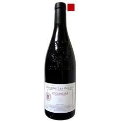 GIGONDAS rouge 2012 Domaine les GOUBERT cuvée Tradition 75cl