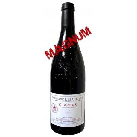 GIGONDAS rouge 2012 Domaine les GOUBERT cuvée Tradition 150cl