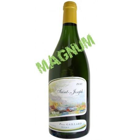 SAINT JOSEPH blanc 2015 Domaine PIERRE GAILLARD 150cl
