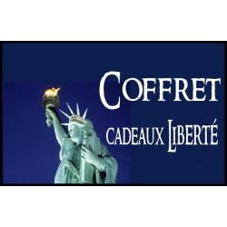 COFFRET CADEAU LIBERTE ®