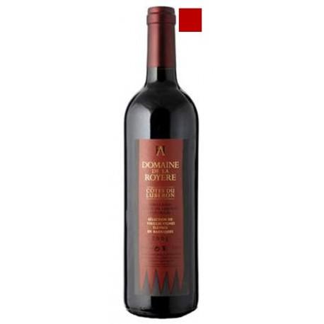 LUBERON rouge 2013 Domaine la ROYERE Vieilles Vignes 75cl