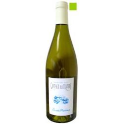 CÔTES DU RHÔNE Villages blanc 2015 Coteaux des TRAVERS Cuvée MARINE 75cl