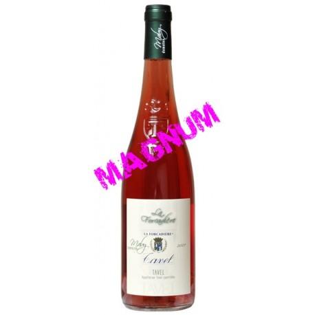 TAVEL rosé 2013 Domaine MABY La Forcadière 150cl