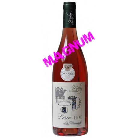 LIRAC rosé 2013 Domaine MABY La Fermade 150cl