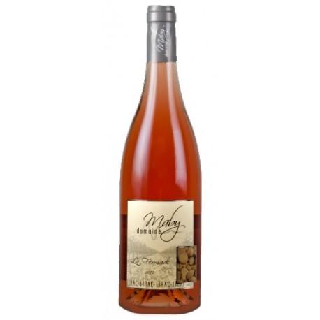 LIRAC rosé 2015 Domaine MABY La Fermade 75cl