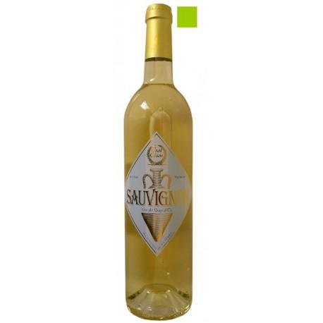 PAYS D'OC blanc 2015 Domaine CHAI CESAR Sauvignon 75cl