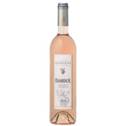 BANDOL rosé 2015 Domaine de SOUVIOU 75cl