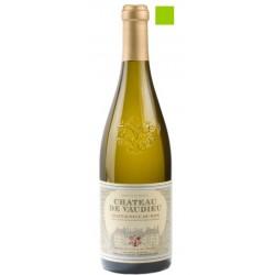 CHATEAUNEUF DU PAPE blanc 2015 Château de VAUDIEU 75cl