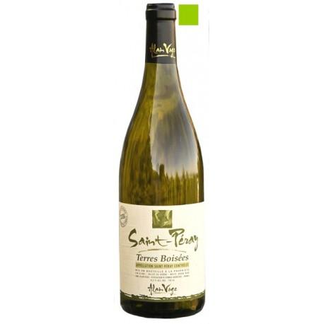 SAINT PERAY Blanc 2014 Domaine Alain VOGE Terres Boisées 75cl