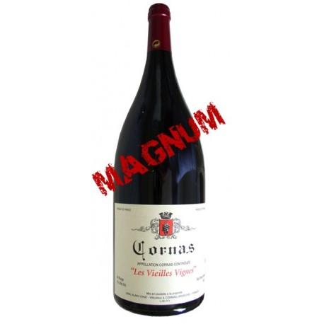 CORNAS rouge 2011 Domaine Alain VOGE Les Vieilles Vignes 150cl