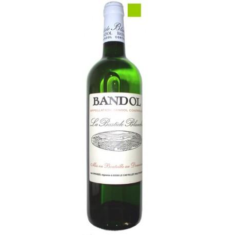 BANDOL blanc 2008 Domaine de la BASTIDE BLANCHE 75cl