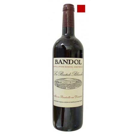 BANDOL rouge 2011 Domaine de la BASTIDE BLANCHE 75cl