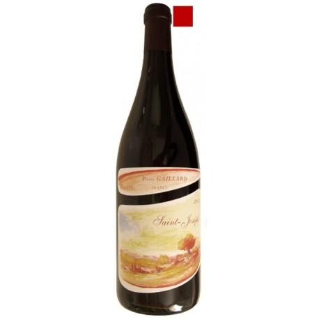 SAINT JOSEPH rouge 2014 Domaine PIERRE GAILLARD 75cl