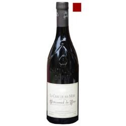 CHÂTEAUNEUF DU PAPE rouge 2012 Vignobles MAYARD La Crau de ma MERE 75cl